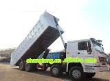 Sinotruk 8X4頑丈なTruck/371HPのトラック(ZZ3317N3867W)