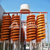 Haute efficacité goulotte en spirale des minéraux à bas prix