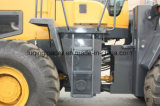 Het construeren van Lader met ProefControle en AC, de Motor van 162 KW Steyr