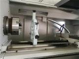 CNCのセリウムCk6150が付いている回転旋盤の日本Fanuc安いCNCの旋盤