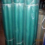 파란, 녹색 플라스틱 모기 철사 그물세공