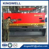 Nc-hydraulische Guillotine-scherende Maschine mit bestem Preis (QC11Y-12X3200)