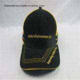 Poliéster Precio más bajo calificados 6 paneles de poliéster del casquillo y del sombrero
