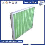 Filter van de Lucht van Eco van het Frame van het Karton van het water de Bestand