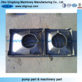 Части машины точности подвергая механической обработке стальные для минирование