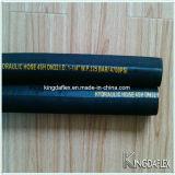 高圧鋼線の螺線形のゴム製油圧ホース(SAE100 R9)