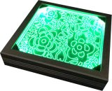 Lampada solare dell'indicatore luminoso del mattone del quadrato LED del giardino della sosta