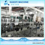 Pequeña cadena de producción automática de la embotelladora del jugo de la botella