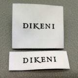 Personalizar um terno de vestuário de tecido de etiquetas para acessórios de vestuário