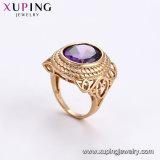 Un anello dei 12487 di alta qualità di Xuping di modo uomini preziosi del diamante