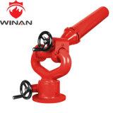 Schaumgummi-/Wasser-Doppelfeuer-Monitor für Feuerbekämpfung-Gerät