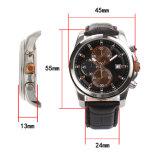 Heißer Verkauf Muti-Funktion Quarz überwacht Anzeigetafel-JapanMovt Mens-Uhren