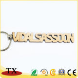 최상 주문 목제 Keychain