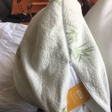 Памяти из пеноматериала подушки с Моющийся съемный охлаждения бамбук, уезд крышки