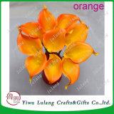Lily artificielle Water Lily Calla Lily Fleurs artificielles bouquet de mariage