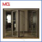 Portello Bifold di alluminio dei comitati dei fornitori sei
