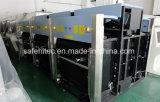 Cofre HI-TEC carga exame de raios X e Introscope verificando a máquina SA100100