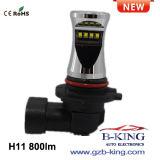 Lampadina luminosa eccellente della nebbia di H1 800lm Zes LED (H4 H7 H11 HB3 HB4 880 881 ecc, facoltativo)