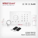 Het Hete Draadloze GSM van de Inbreker DIY Systeem van het Alarm met APP