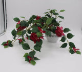 가정 장식을%s 인공적인 Bougainvillea 꽃
