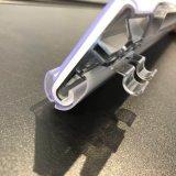 Nuevo diseño de la luz de estante de LED DC24V longitud flexible personalizada