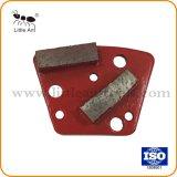 La Chine le sol en pierre metal Diamond meulage des plaquettes pour le meulage de plancher