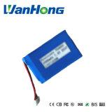 7.4V 2000mAh Li-Polymeer 704060pl Batterij voor GPS