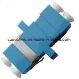 Duplex óptico SM del adaptador de fibra para el cable de fibra óptica