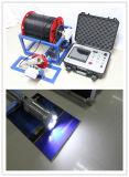 Downhole Análisis de la cámara del pozo de agua de la cámara de vídeo vista pozo pozo de agua y el centro de la pared