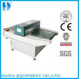 Machine de détecteur de pointeau de convoyeur pour des plastiques/cuirs/nourriture