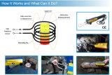 Мини-переносного типа индуктор для химикатов отопление машины портативное устройство индукционного нагревателя