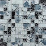 Py043 Foshan simple fábrica de 600x600mm mosaico de azulejos de vidrio