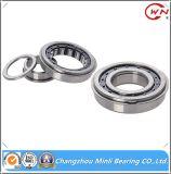 Цилиндрические подшипники ролика с пазами пружинного кольца