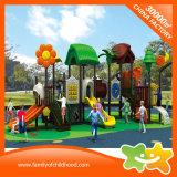 Многофункциональная станция игры парка атракционов сползает для детей