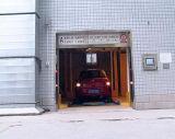 Système automatisé Rabot-Déménageant de stationnement de véhicule