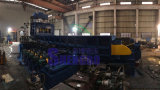 De op zwaar werk berekende Staaf die van het Koper van de Buis van het Aluminium van de Pijp van het Staal Scherpe Machine recycleren