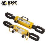 Ritorno a semplice effetto della molla dei cilindri di tiro dello strumento idraulico di Kiet