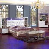 寝室の家具およびホテルの家具(6610)のための寝室のベッド