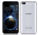 Intelligentes Telefon WCDMA Smartphone des Doogee Eintragfaden-2 des Mobiltelefon-3360mAh zellular