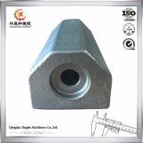 Blok het Uit gegoten staal van de Afgietsels van het Staal van China C35 met het Plateren van het Zink