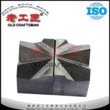 De gecementeerde Matrijs van het Ponsen van de Vorm van de Spijker van het Carbide voor Spijker die Matrijs maken