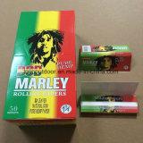 바브 Marley 종이 뭉치 순수한 대마 50의 소책자