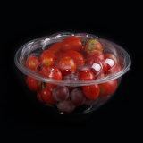Populärer kundenspezifischer Plastik-Belüftung-Nahrungsmittelkasten für die gefrorenen Früchte, die Blase verpacken