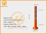 反射ストリップTPU 75cmの駐車場のための適用範囲が広いDelineatorのポスト