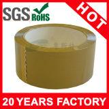 Nastro giallo cuoio dell'imballaggio di colore (YST-BT-021)