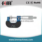поставщик инструментов точности микрометра диска 0-25mm измеряя