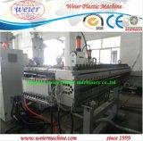 PC Höhlung-Profil-Blatt des gute Qualitäts-PET-pp., das Maschine herstellt