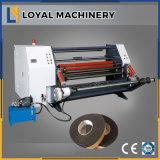 Máquina que raja del rodillo de la Caliente-Venta de la cinta de alta velocidad de la espuma con el eje del resbalón