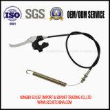 Le câble de commande Scojet OEM avec poignée et le ressort à extension