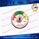 calibrador de presión del diámetro de 28m m mini para el extintor